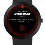 Star Wars app Android Wear