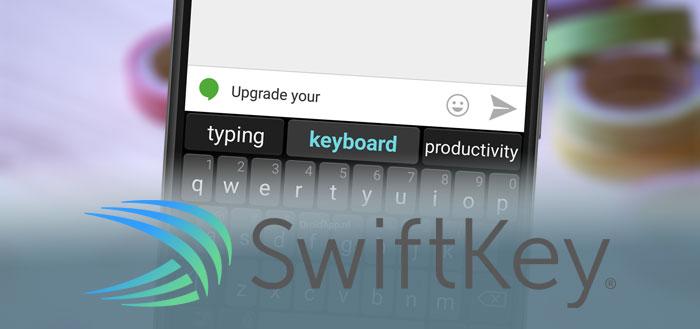 SwiftKey voorspelt weer e-mailadressen en telefoonnummers na update