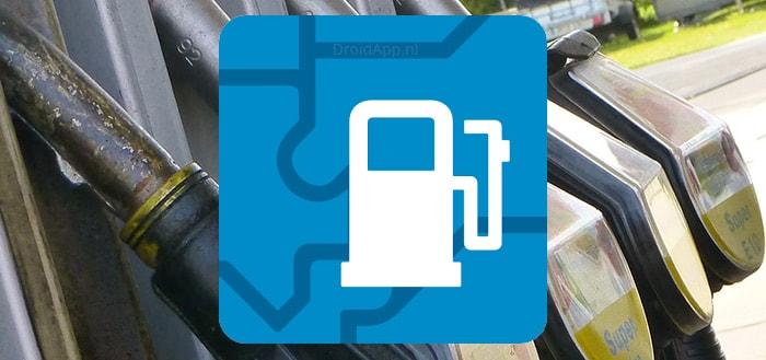 Tankservice app krijgt grote update: brandstofprijzen in België