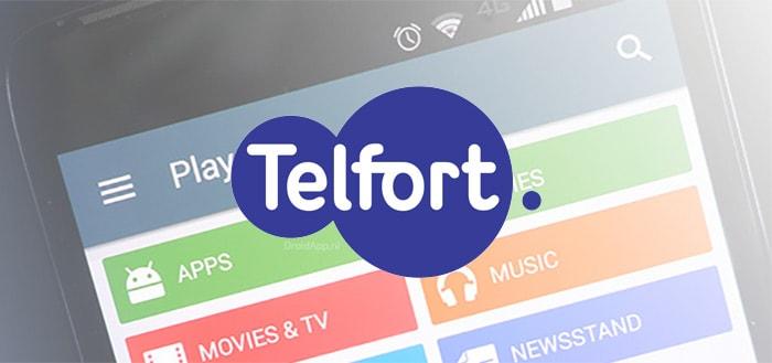 Telfort brengt zeer strakke update uit voor Mijn Telfort-app