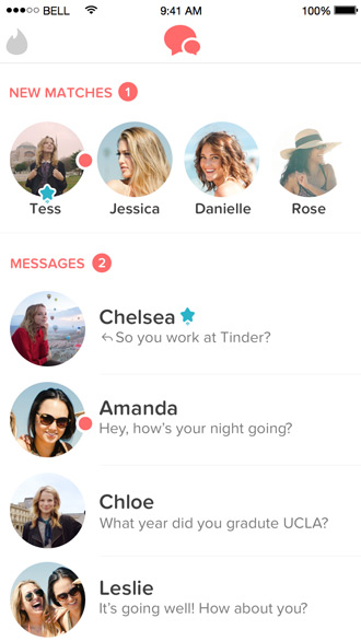 Tinder Messaging