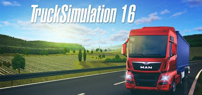 TruckSimulation 16 tijdelijk afgeprijsd naar 1 euro in Play Store