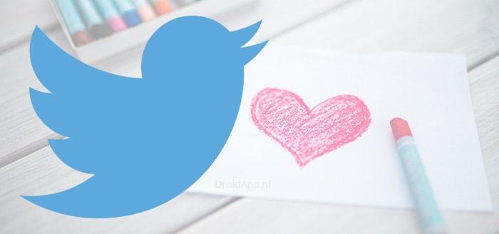 Nieuwe knop in Twitter-app laat je berichten snel privé delen