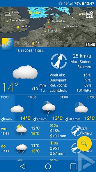 WeatherPro 4.3
