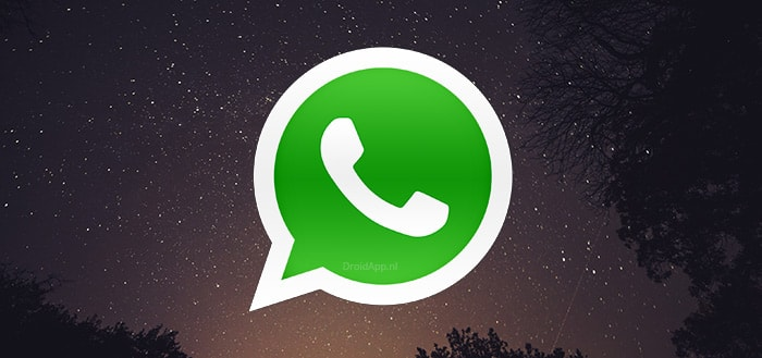 WhatsApp 2.12.535: tekst dikgedrukt en cursief versturen (+ APK)