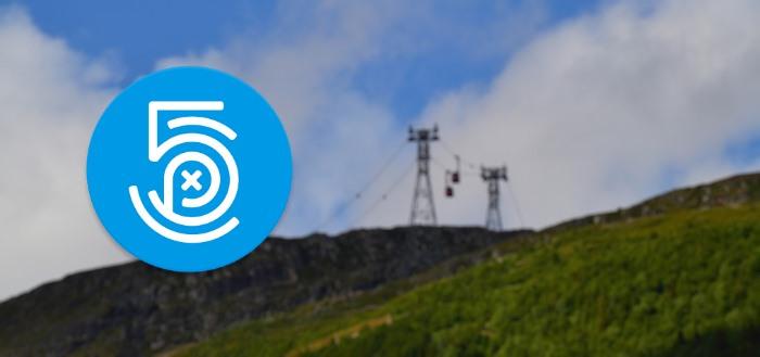 Fotografie netwerk 500px brengt vernieuwde Android app uit