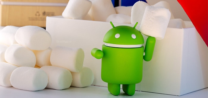 Op 7,5 procent van de Android-devices is nu Android 6.0 Marshmallow geïnstalleerd