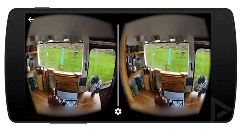 Google Cardboard Camera