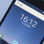 Tip: het accupercentage in je statusbalk op je Nexus (stappenplan)