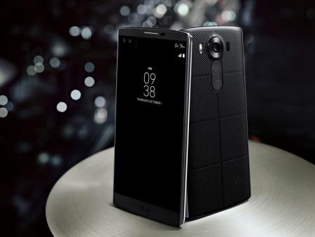 LG V10 Android 7.0 Nougat