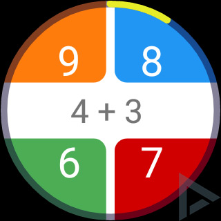Mental Calculation Math Tricks Android Wear