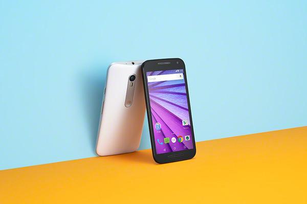 Motorola Moto G (3e generatie)