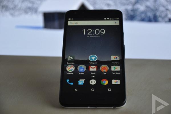 Nexus 5X update