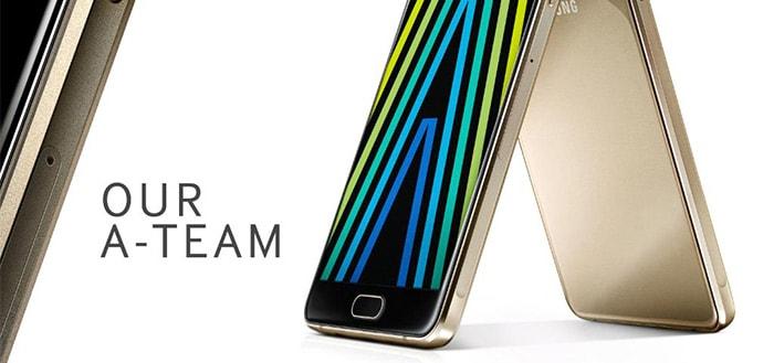 Samsung kondigt Galaxy A (2016)-lijn aan met nieuwe A3 en A5