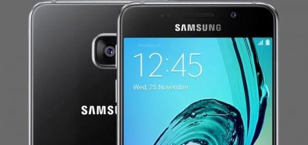 Samsung komt met 2017-lijn van Galaxy A3, A5 en A7