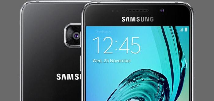 Samsung Galaxy A3 (2016): update Android 6.0.1 Marshmallow bereikt Nederland