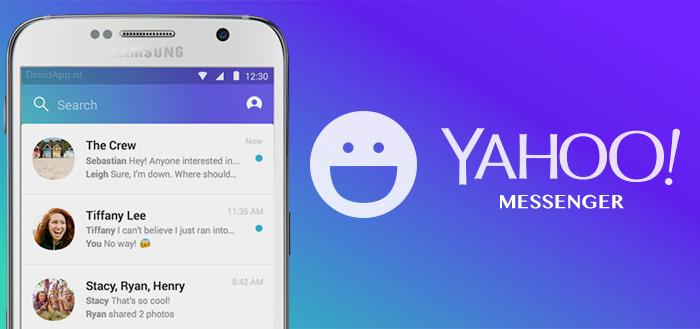 Yahoo stopt met eigen chat-app Yahoo Messenger