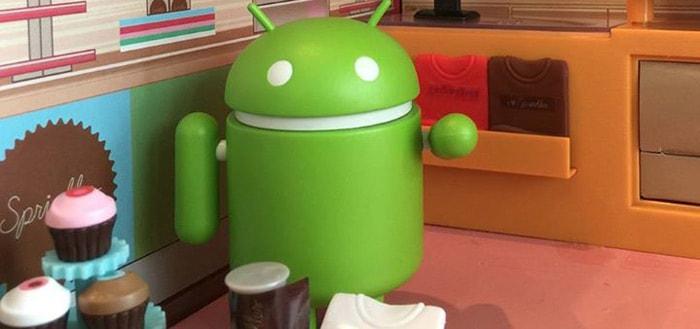 Distributie Android-versies: Lollipop stijgt harder dan Marshmallow