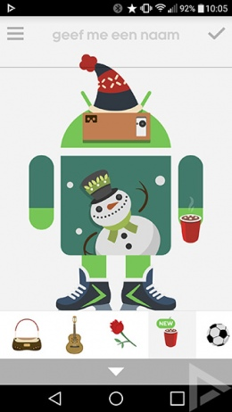 Androidify 4.2