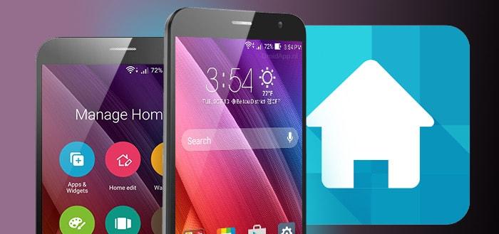 Asus brengt uitgebreide ZenUI Launcher uit voor Android