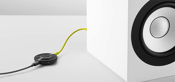 Google stopt productie Chromecast Audio: laatste voorraad in verkoop