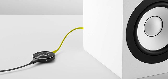 Chromecast Audio ondersteunt nu hoge kwaliteit muziek en multiroom-speakers