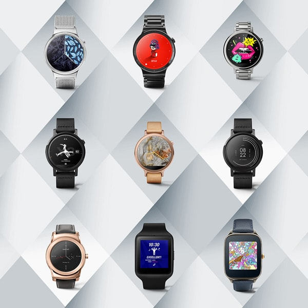 design watch face android wear