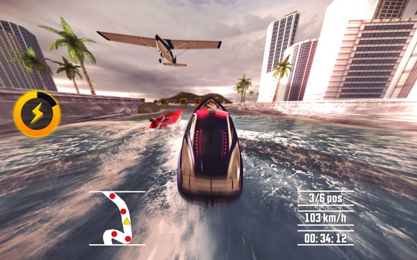 Drive Speedboat Paradise