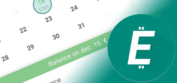 EasyBudget: strakke en handige app om je budget te beheren