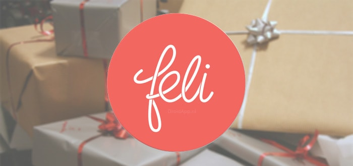 Feli: frisse app helpt je om het perfecte cadeau te vinden