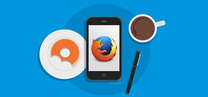 Firefox v43 bevat tal van kleine verbeteringen, toegankelijkheid verbeterd