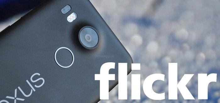 Samsung-smartphones populair op fotonetwerk Flickr in 2015