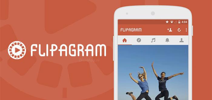 Flipagram: eenvoudig video- en diavoorstellingen maken en delen