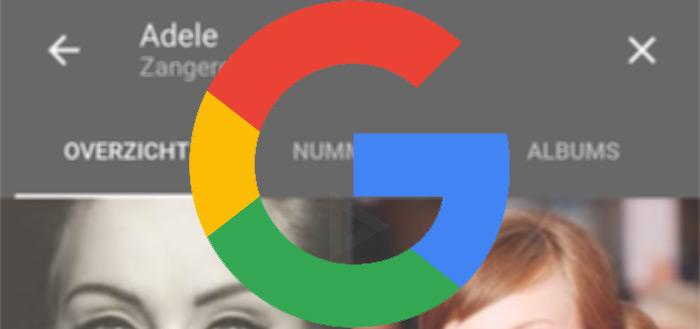Google Zoeken: vanaf nu uitgebreide informatie over muziek, film en series op Android