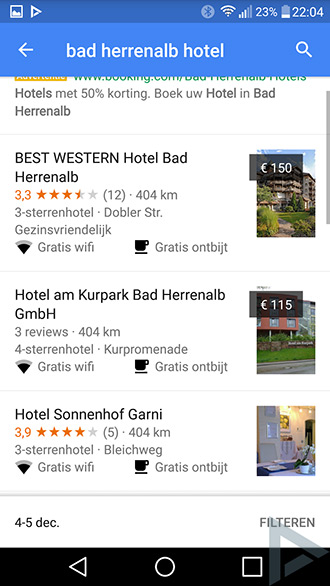 Google Maps 9.18