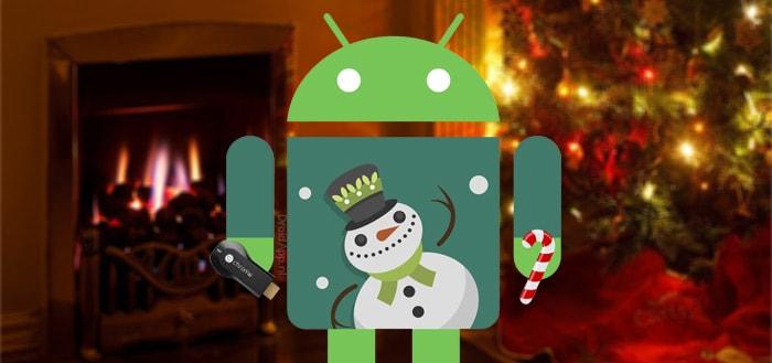 Zo haal je de kerst in huis met de Chromecast