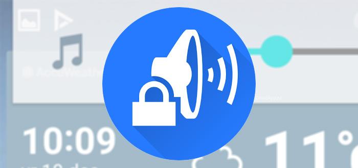 Rocker Locker: handige app laat je direct het media-volume aanpassen
