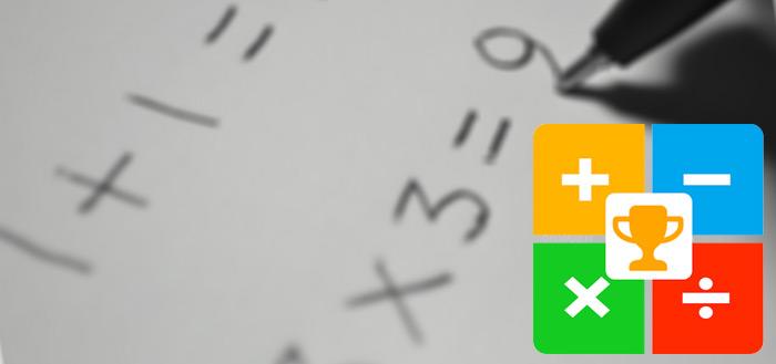 Mental Calculation: ideale hoofdreken-app voor op je smartphone en smartwatch