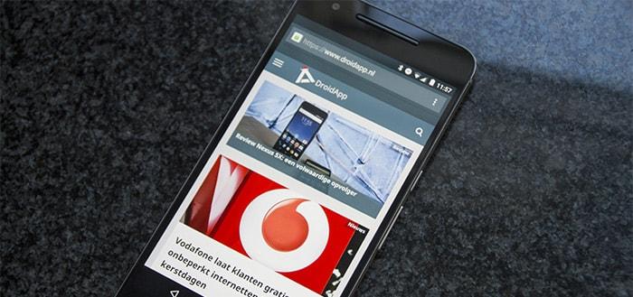 Nexus 6P alleen vandaag voor 499 euro te koop