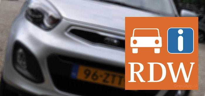 RDW Voertuig-app uitgebracht: handig voor als je een auto wilt aanschaffen