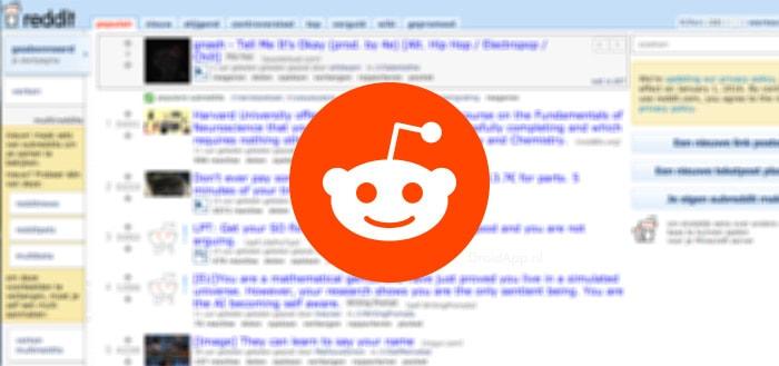 Reddit opent aanmelding voor beta-test officiële Reddit-app