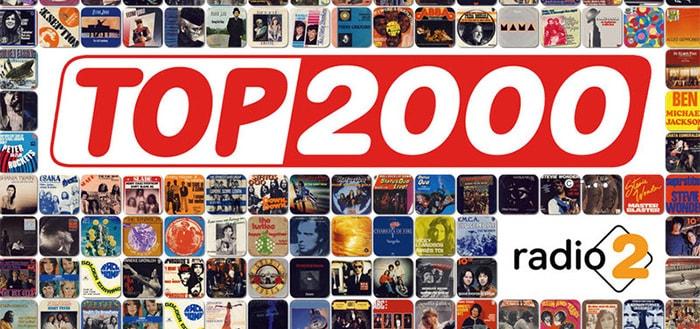 Top 2000 2015: complete app met uitdagende quiz