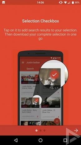 Videoder app