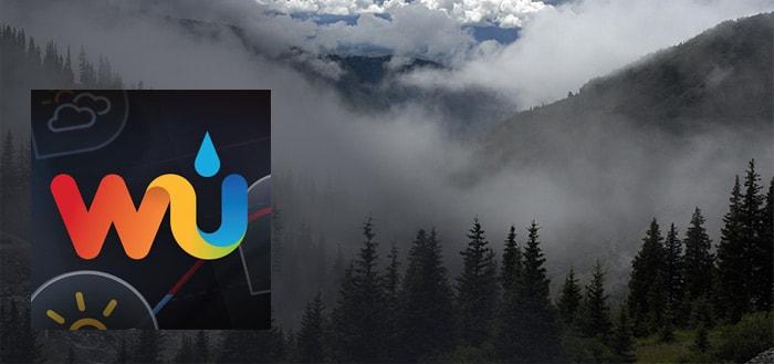 Weather Underground krijgt grondige Material Design-update