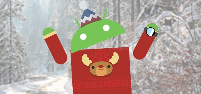 winter kerst android wear