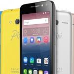Alcatel OneTouch lanceert stralende Pixi 4-familie met smartphones, phablet en tablet