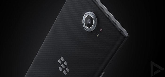 BlackBerry DTEK60 laat zich (toch) zien: komt 'ie dan toch? [update]