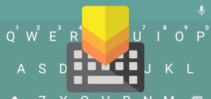 Chrooma Keyboard: een toetsenbord dat zich aan jou aanpast