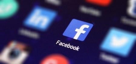 Facebook test tijdlijn met categorieën in Android-app
