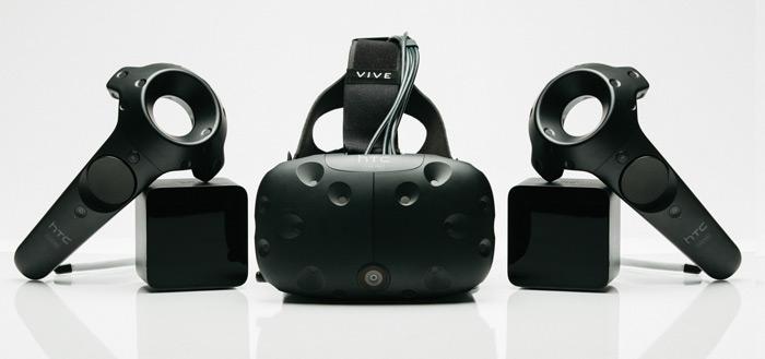 HTC Vive Pre: verbeterde VR-bril komt in april uit voor consumenten